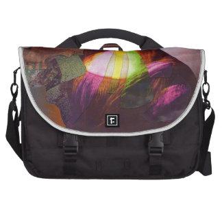 Deterioramento della Gioconda Bag For Laptop
