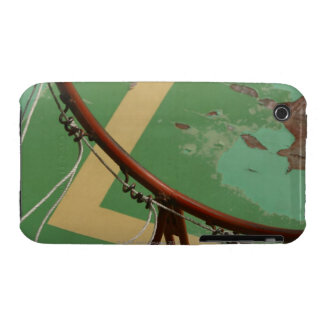 Deteriorating basketball hoop Case-Mate iPhone 3 cases