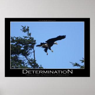 DETERMINATION ~ Motivational Poster