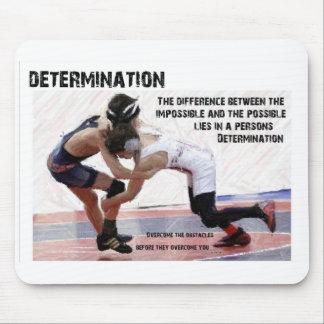 Determination Mouse Mat