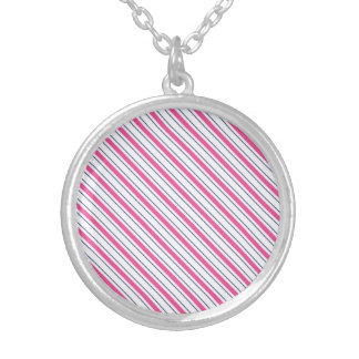 Determined Absolutely Light Novel Round Pendant Necklace