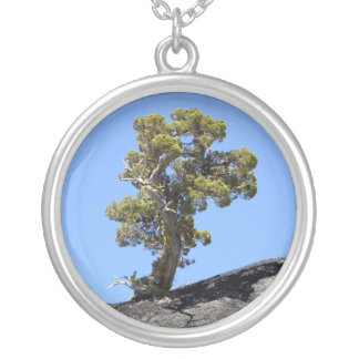Determined Tree Necklace