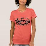 Detroit 313 tee shirts