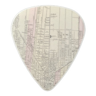 Detroit Acetal Guitar Pick