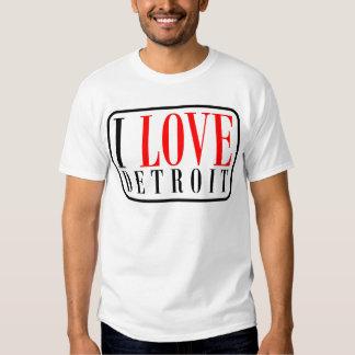 Detroit, Alabama T Shirt