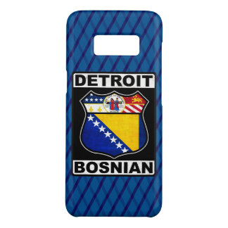 Detroit Bosnian American Phone Case