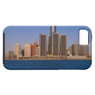 Detroit buildings on the water tough iPhone 5 case