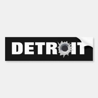 Detroit Bumper Stickers