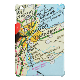 Detroit Case For The iPad Mini