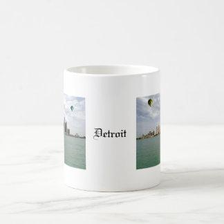 Detroit City Michigan Coffee Mug
