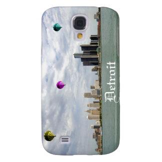 Detroit City Michigan Galaxy S4 Case