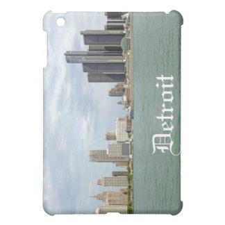 Detroit City Michigan iPad Mini Case