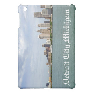Detroit City Michigan iPad Mini Case