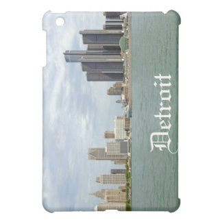 Detroit City Michigan iPad Mini Cover