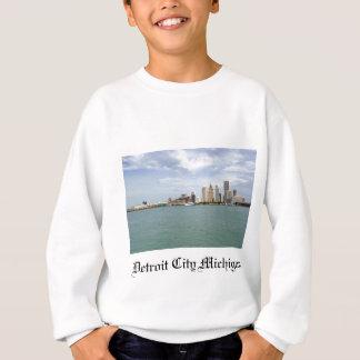 Detroit City Michigan Sweatshirt