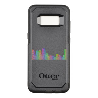 Detroit city skyline OtterBox commuter samsung galaxy s8 case