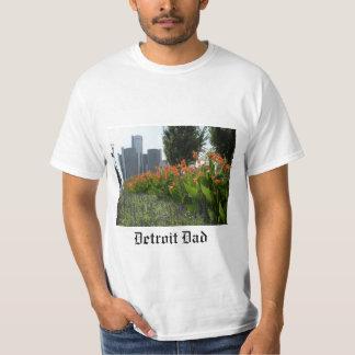 Detroit Dad T-Shirt