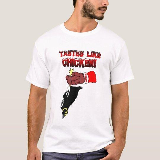 Detroit Dead Penguin T-Shirt