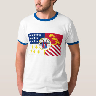 Detroit Flag T-Shirt
