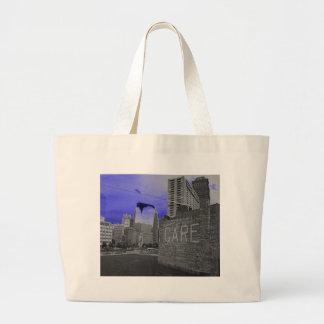 Detroit Hope Jumbo Tote Bag