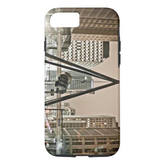 Detroit Joe Lewis Fist iPhone 7, Tough iPhone 8/7 Case