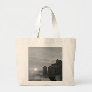 Detroit Jumbo Tote Bag