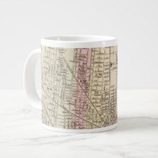 Detroit Large Coffee Mug