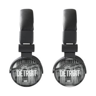 Detroit Michigan Central Station Headphones