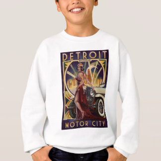 Detroit, Michigan | Motor City Sweatshirt