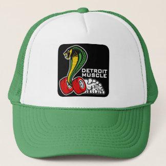Detroit Muscle Trucker Hat