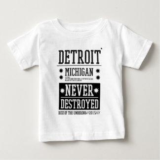 Detroit Paris Tee.jpg Baby T-Shirt