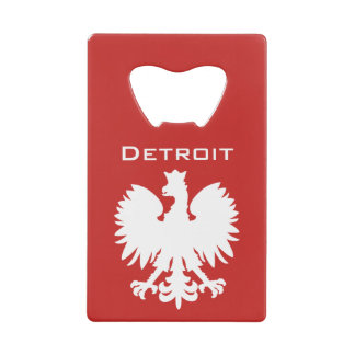 Detroit Polish Eagle Bottle Opener