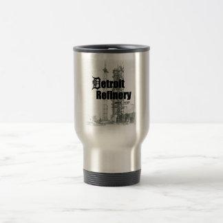 Detroit Refinery Est. 1930 - travel mug