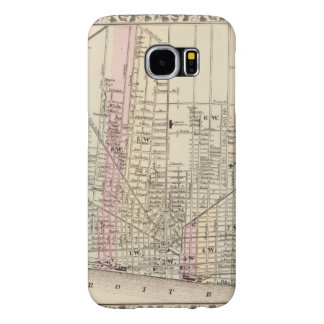 Detroit Samsung Galaxy S6 Cases