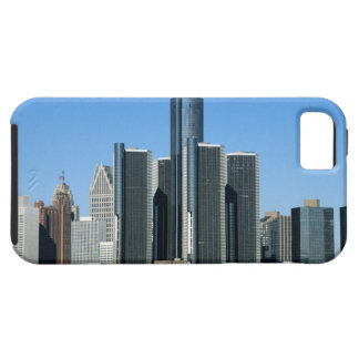 Detroit Skyline 4 iPhone 5 Covers