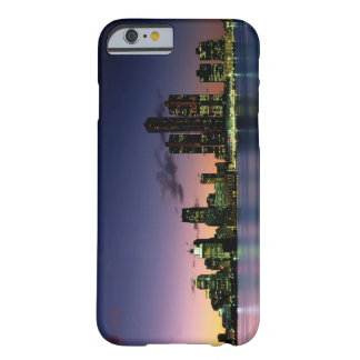 Detroit Skyline at Dusk 2 Barely There iPhone 6 Case