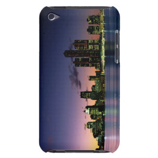 Detroit Skyline at Dusk 2 iPod Touch Cases