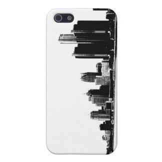 Detroit Skyline Case For iPhone 5/5S
