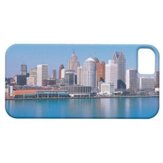 Detroit skyline iPhone 5 cases