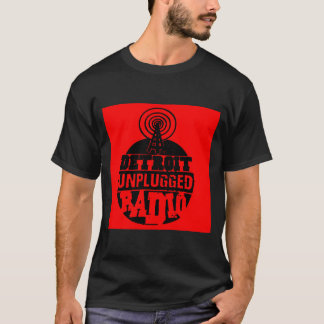 Detroit Unplugged Shirt (red)