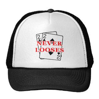 Deuces never looses cap