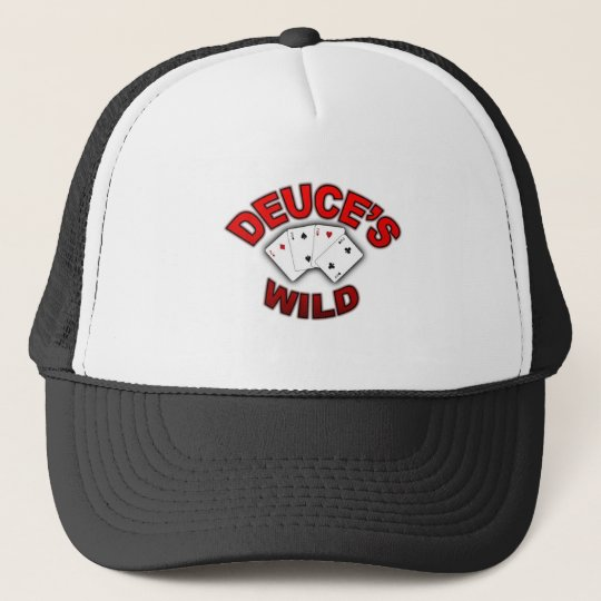 Deuce's Wild Trucker Hat