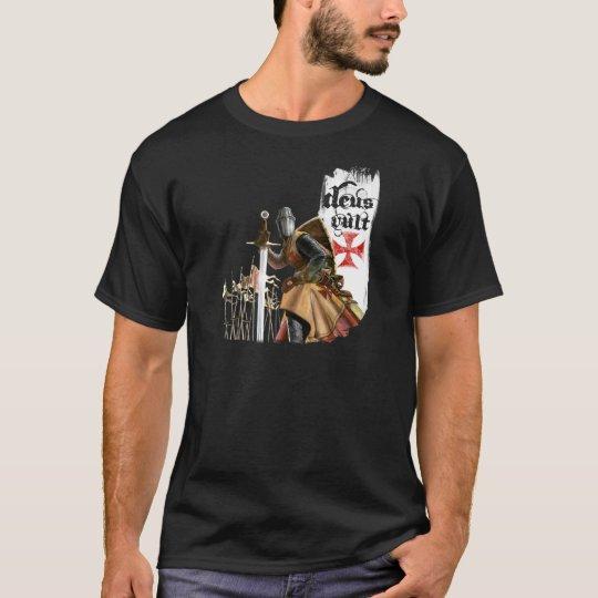 Deus vult, first crusade T-Shirt