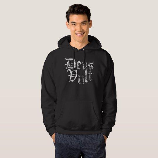 """""""Deus Vult"""" Hoodie and T-Shirt"""