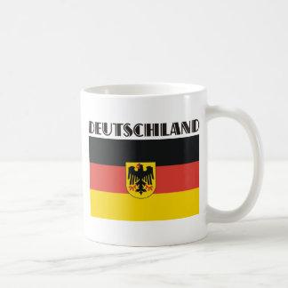 Deutsch German Products & Designs! Basic White Mug