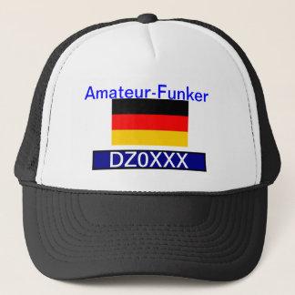 Deutsch Ham Radio Kappe. Trucker Hat