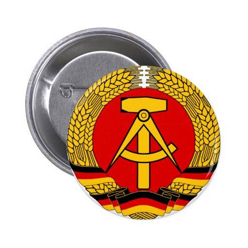 Deutsche Demokratische Republik Buttons