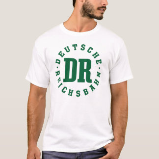 Deutsche Reichsbahn, Railroad of East Germany DDR T-Shirt