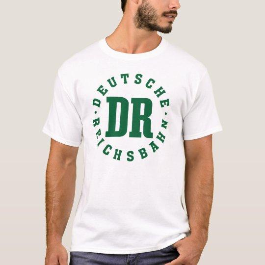 Deutsche Reichsbahn, Railroad of East Germany DDR T-Shirt