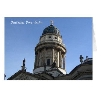 Deutscher Dom, Berlin Card